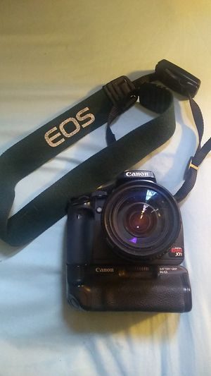 Canon EOS Digital rebel xti Camera for Sale in San Diego, CA