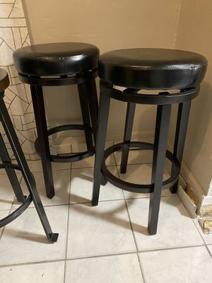 Black Bar Stools for Sale in Miami, FL