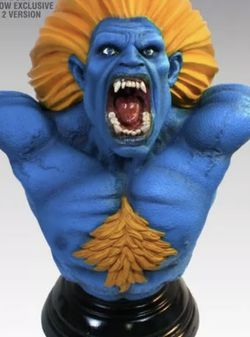Sideshow STREET FIGHTER II BLANKA BUST (Exclusive) Pop Culture Shock PCS Xm New for Sale in Seattle,  WA