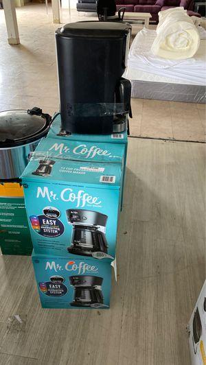 Mr coffee maker for Sale in Rosemead, CA