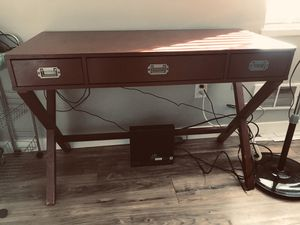 Red Desk $50 for Sale in Seattle, WA