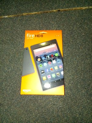"""8"""" Amazon Fire Tablet for Sale in Denver, CO"""