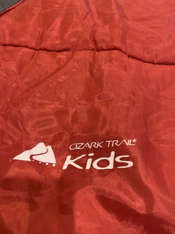 Disney & Ozark Trail Kids Slumber Bags