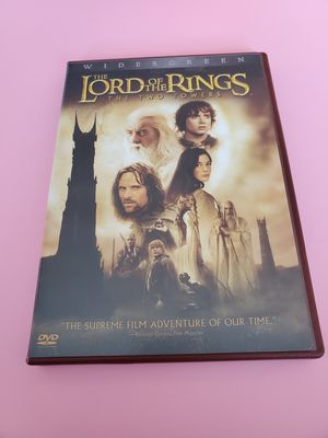 The Lord of the ring - The two towers DVD for Sale in Everett, WA