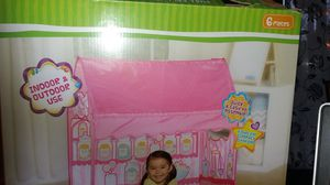 Candy Shop play tent Brand New in the box for Sale in Saint Charles, MD