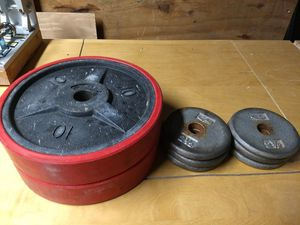 Weight set for Sale in Pasadena, CA