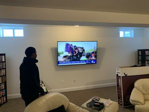 Tv mounted today for Sale in Silver Spring, MD