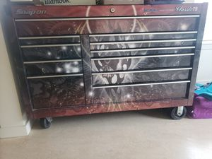 Classic snap on tool box for Sale in Tacoma, WA