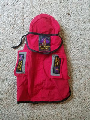 Outward Hound small dog raincoat for Sale in Georgetown Township, MI