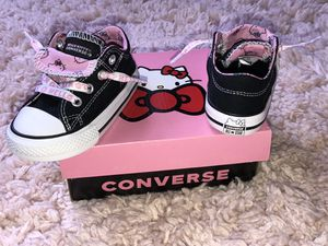 Hello Kitty Converse for Sale in North Versailles, PA