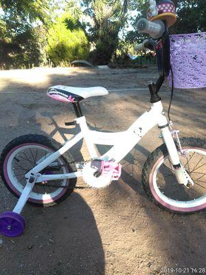 "14"" girls Minnie Mouse bike for Sale in El Cajon, CA"