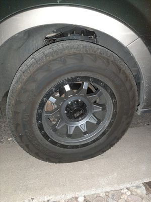 Dirty Life Rims and Tires for Sale in Sierra Vista, AZ