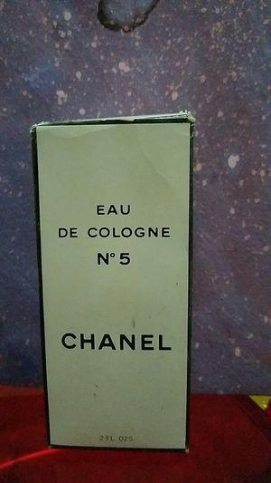EAU DE COLOGNE N°5 CHANEL PERFUME for Sale in Buena Park, CA
