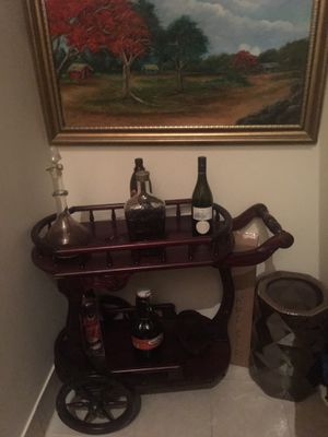 Bar cart for Sale in Springfield, VA
