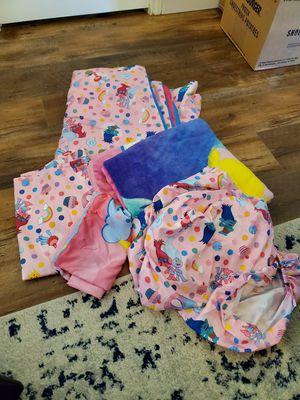 Trolls Toddler Bedding set for Sale in Pflugerville, TX