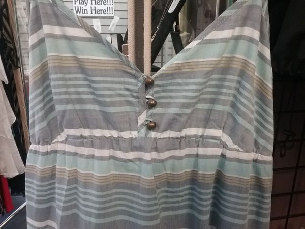 Tommy Bahama Sundress M size 8-10 New With Tags $33
