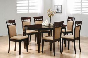 Dining set table and 4 chairs model 100773 for Sale in Hialeah, FL