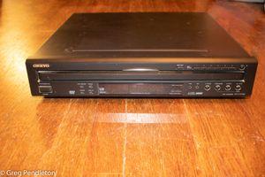 Onkyo DV-CP702 6 disc DVD changer for Sale in Nashville, TN