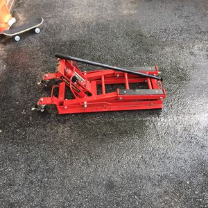 Motorcycle jack for Sale in York, PA
