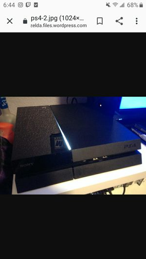 PS4 FOR SALE 150!!!! ASAP NEED GONE!!!!! for Sale in Queens, NY