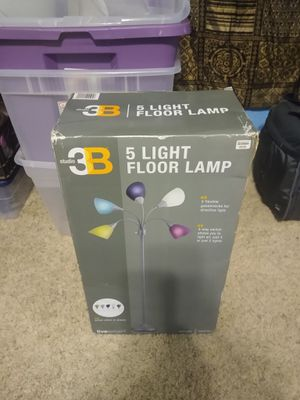 Floor Lamp for Sale in Red Bluff, CA