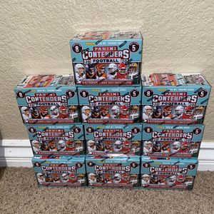 Panini Contenders NFL Blaster Box for Sale in Leona Valley, CA