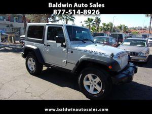 2008 Jeep Wrangler for Sale in Escondido, CA