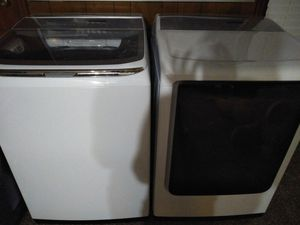Samsung smart washer and dryer for Sale in Buford, GA
