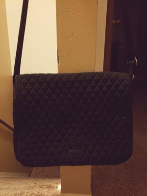 Vera Bradley black messenger bag for Sale in Superior Charter Township, MI