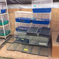 Pets Animals Cages Tanks Bird Stuff for Sale in West Covina,  CA