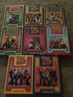 Complete Series That 70's Show DVDS for Sale in Gulf Breeze, FL