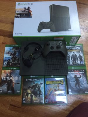 XBOX ONE S 1TB for Sale in Meriden, CT