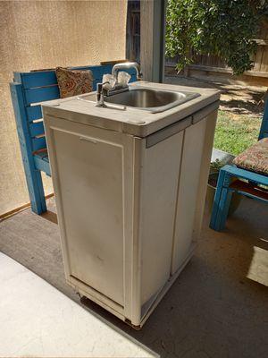 Outdoor Portable Sink for Sale in Visalia, CA