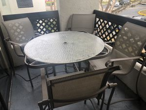 Patio furniture for Sale in Pompano Beach, FL