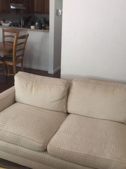 Custom Sofa And Loveseat . Very Good Condition for Sale in San Rafael,  CA