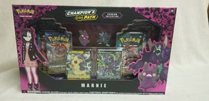Pokemon Champion's Path Marnie Premium Collection for Sale in Poway, CA