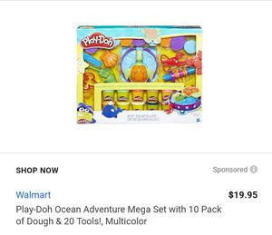 Play-Doh Ocean Adventure for Sale in Saint Robert, MO