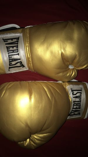 EVERLAST boxing gloves for Sale in Bedford Park, IL