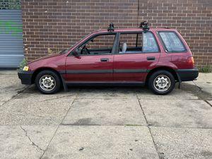 1991 Honda Civic wagon for Sale in Philadelphia, PA