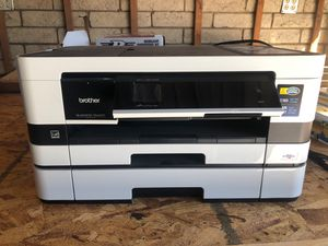 Brother ink printer/scanner WiFi printer for Sale in Scottsdale, AZ