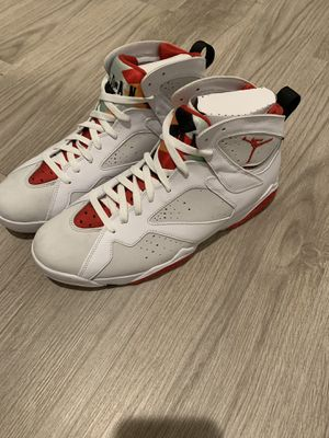 Air Jordan Retro 7 Hare size 12 for Sale in St. Louis, MO