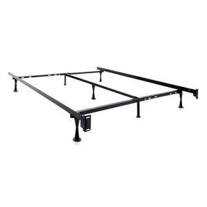 NEW IN THE BOX. ADJUSTABLE QUEEN / FULL / TWIN BED FRAME GLIDES, SKU# TCST5033GLQ for Sale in Fountain Valley, CA