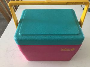 Summer cold cooler pink for Sale in Escondido, CA