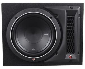 """ROCKFORD FOSGATE PUNCH P1 SERIES SINGLE 10"""" LOADED SUBWOOFER P1-1X10 for Sale in Orlando, FL"""
