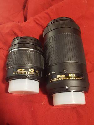 Nikon lenses for Sale in Murfreesboro, TN