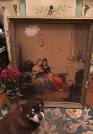 Beautiful! Vintage Antique Picture Of Victorian Ladies for Sale in Gainesville, VA
