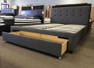 Brand new queen size platform bed frame for Sale in Wheaton-Glenmont, MD