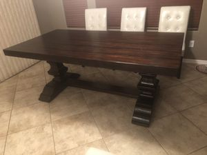Pottery Barn Dining Table For Sale for Sale in Chandler, AZ