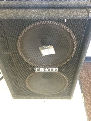 Crate studio subwoofer for Sale in Tampa, FL