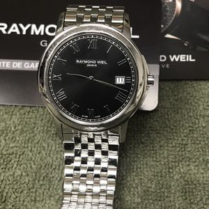 1hr Sale Only $350 Raymond Weil Geneve Quartz Watch Very Beautiful Was $500 Now 1st $350 Takes for Sale in Las Vegas, NV